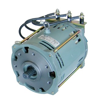 Ac Motor For Travelling